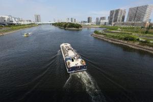 インフラ巡りクルーズ|人気の東京湾クルーズ ジールクルージング